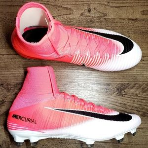 Nike Mercurial Superfly V FG Soccer Cleats Boots⚽️